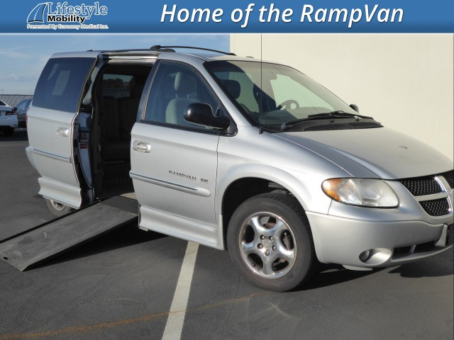 2002 Dodge Grand Caravan IMS IMS Infloor Wheelchair Van For Sale