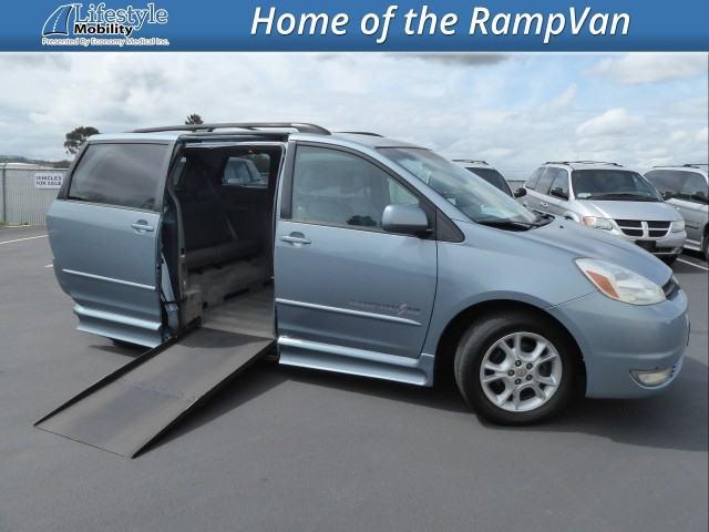2005 Toyota Sienna IMS Toyota Wheelchair Van For Sale