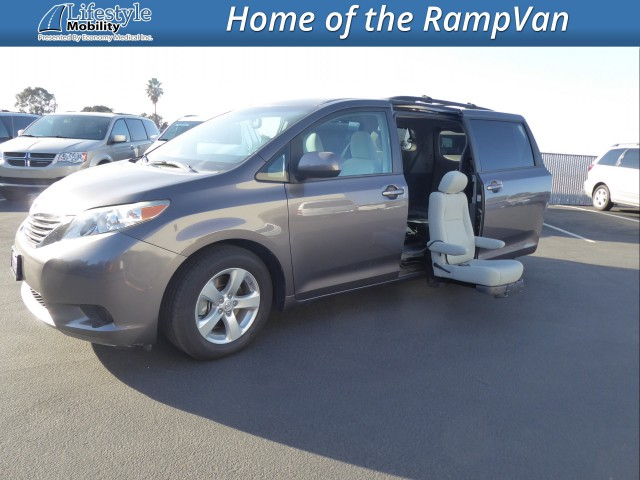 2012 Toyota Sienna  Wheelchair Van For Sale